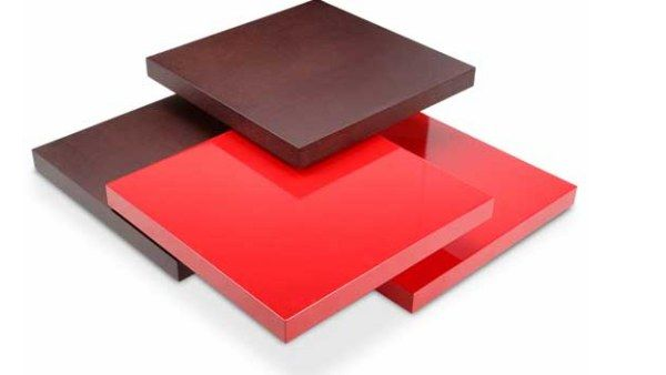 crosby coffee table Top 20 Unique Contemporary Coffee Tables