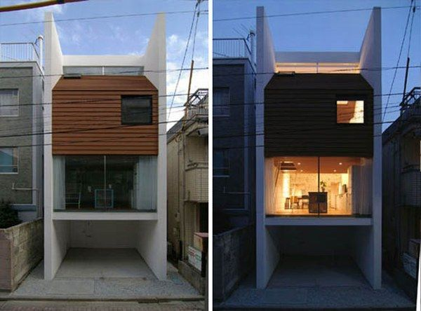 san 13 An Original Architectural Concept: The Sandwich House From Ryoichi Kojima