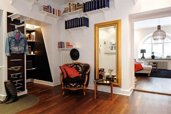 image 015 How To Design A Two Room Apartment With Style