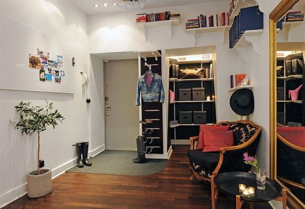 image 019 How To Design A Two Room Apartment With Style