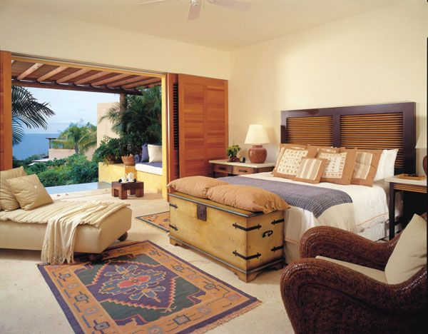 bedroom view beautiful 23 Amazing Bedrooms with a Panoramic View of the Ocean