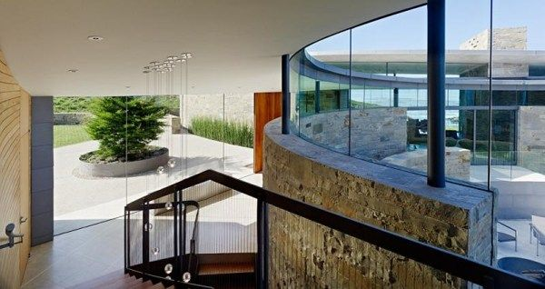 house for sale in otter cove carmel california Spectacular House by the Ocean from Sagan Piechota Architecture