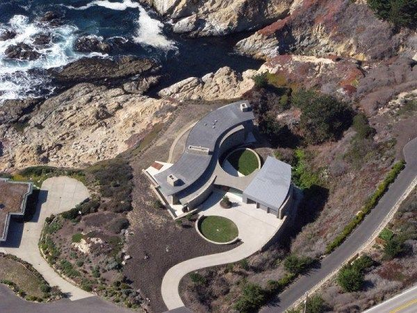 oceanfront property in california Spectacular House by the Ocean from Sagan Piechota Architecture