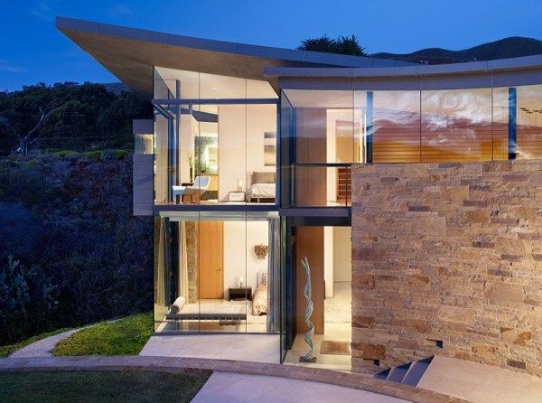 otter cove by sagan piechota Spectacular House by the Ocean from Sagan Piechota Architecture