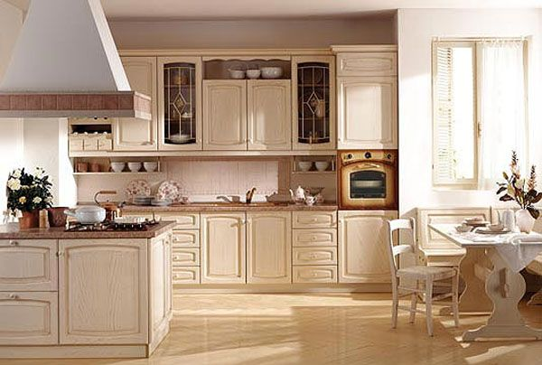 11 25 Inspiring and Delightful Traditional Kitchen Designs