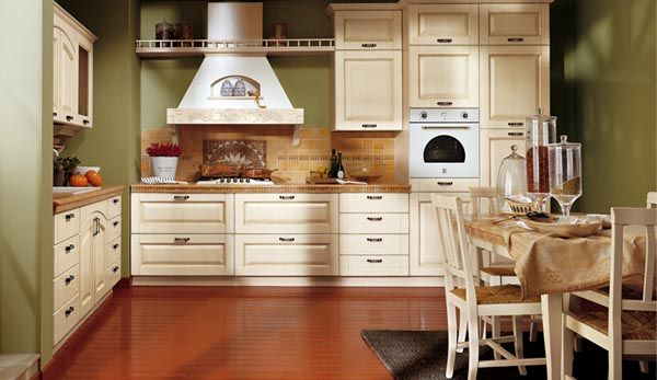 classic kitchen design julia by ala cucine 2 25 Inspiring and Delightful Traditional Kitchen Designs