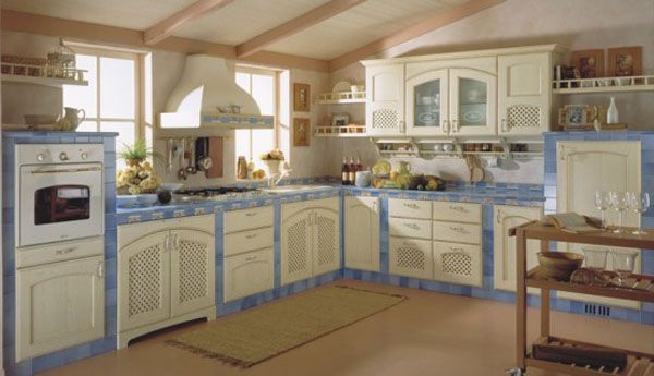 classic kitchen design taormina by ala cucine 1 554x319 25 Inspiring and Delightful Traditional Kitchen Designs