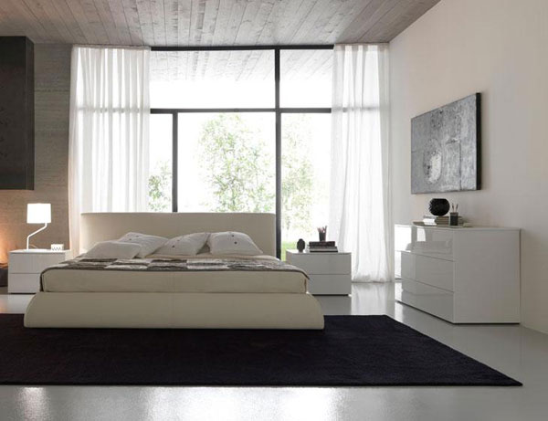 modern bedroom new How to Add Modern Décor Touches to Your Home