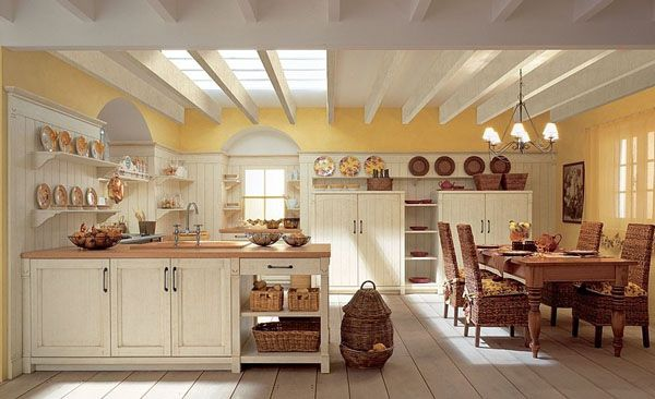traditional solid wood kitchen rustic style 1996841 25 Inspiring and Delightful Traditional Kitchen Designs