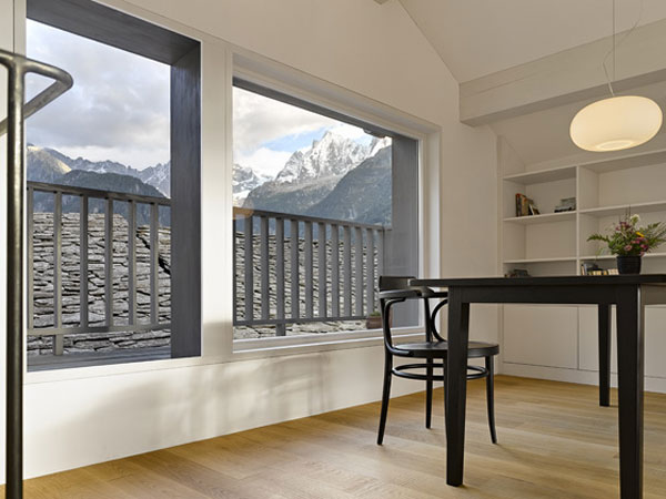 formzone sottpare31 18 Home Renovation in the Swiss Alps, a Fantastic Mix of Natural and Modern