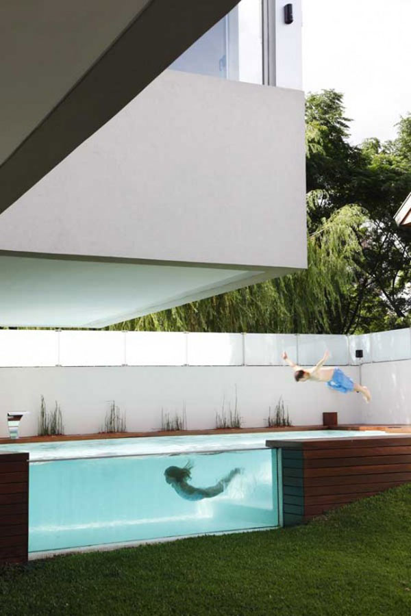 house with fantastic pool 2 554x831 Amazing Home With Original Elevated Pool
