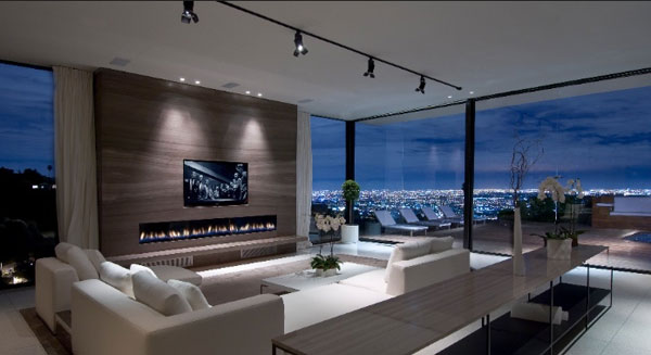steve hermann23 Spectacular Beverly Hills Residence, a Showcase of Modern Living