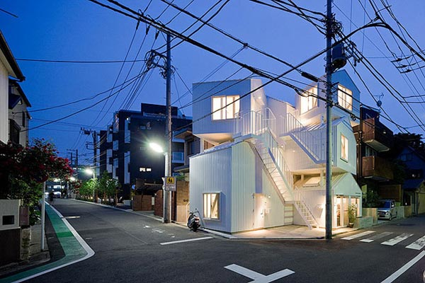 Tokyo Apartment 11 Original and Intriguing 5 in 1 Home in Tokyo