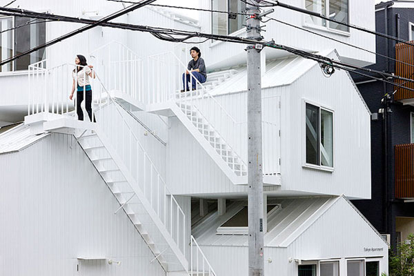Original and Intriguing 5 in 1 Home in Tokyo