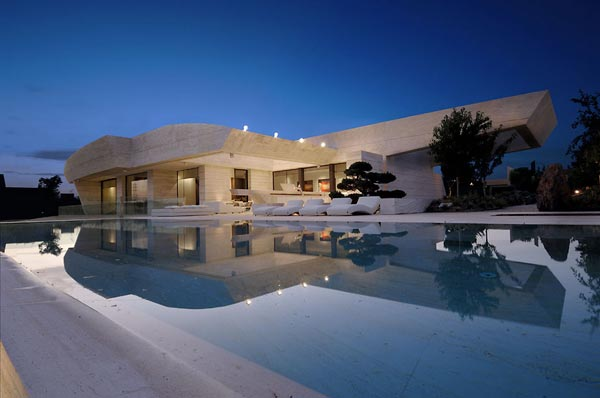 beautifu home architecture building acero archiects cool Amazing House That Offers the Maximum Life Quality by A cero