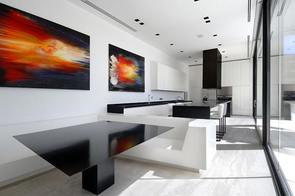 beautifu home architecture building acero archiects kitchen Amazing House That Offers the Maximum Life Quality by A cero