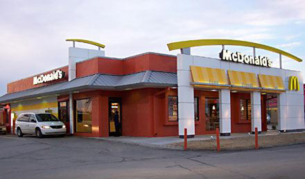 new mcdonalds redesign McDonalds Redesign: a New Era for Fast Food Restaurants