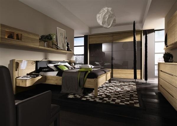 Awesome Contemporary Natural Bedroom Interior Design Dreamy Bedroom Furniture from Hulsta