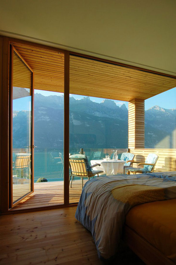 wh 191010 13 Sweet Nature Getaway: The Walensee Mountain Home in Switzerland