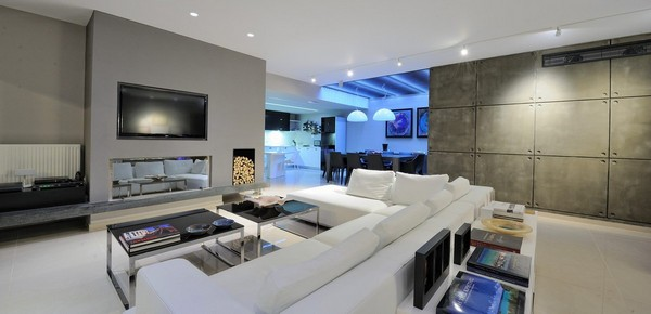 Collect This Idea Select Modern Apartment Design By Tectus