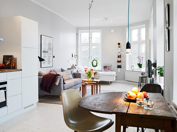 Small Apartment In Gothenburg