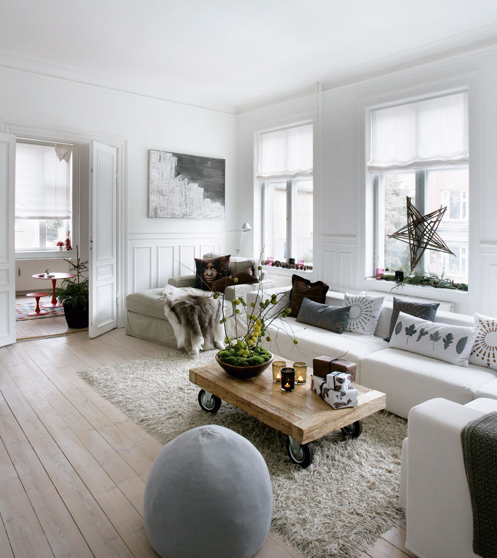 30 Modern Living Room Design Ideas to Upgrade Your Quality ... on Living Decoration Ideas  id=18651