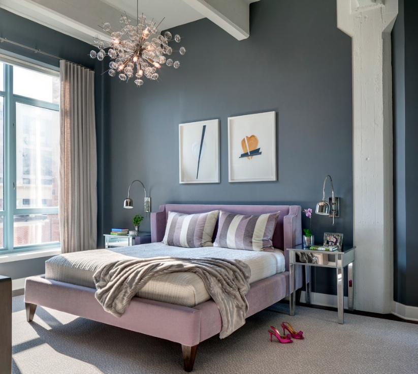 Transitional Design: What It Is and How To Pull It Off on Bedroom Reference  id=45941