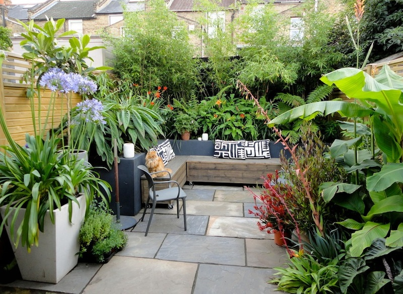 15 Small Backyard Ideas To Create a Charming Hideaway on Small Outdoor Yard Ideas id=66565