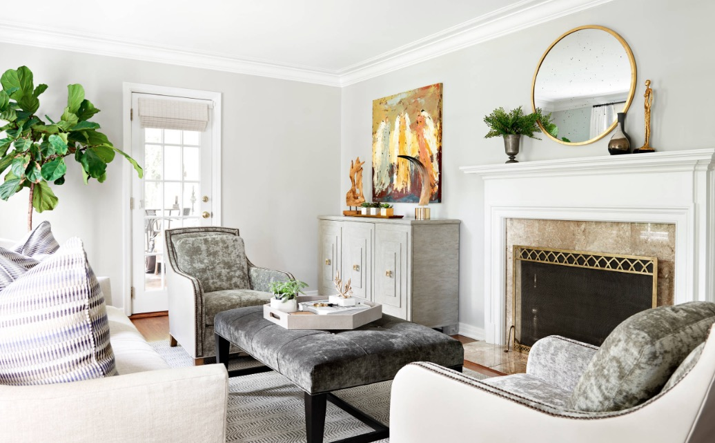 These Are Interior Design Pros Best Tips For Small Space ... on Bedroom Ideas For Small Spaces  id=90580