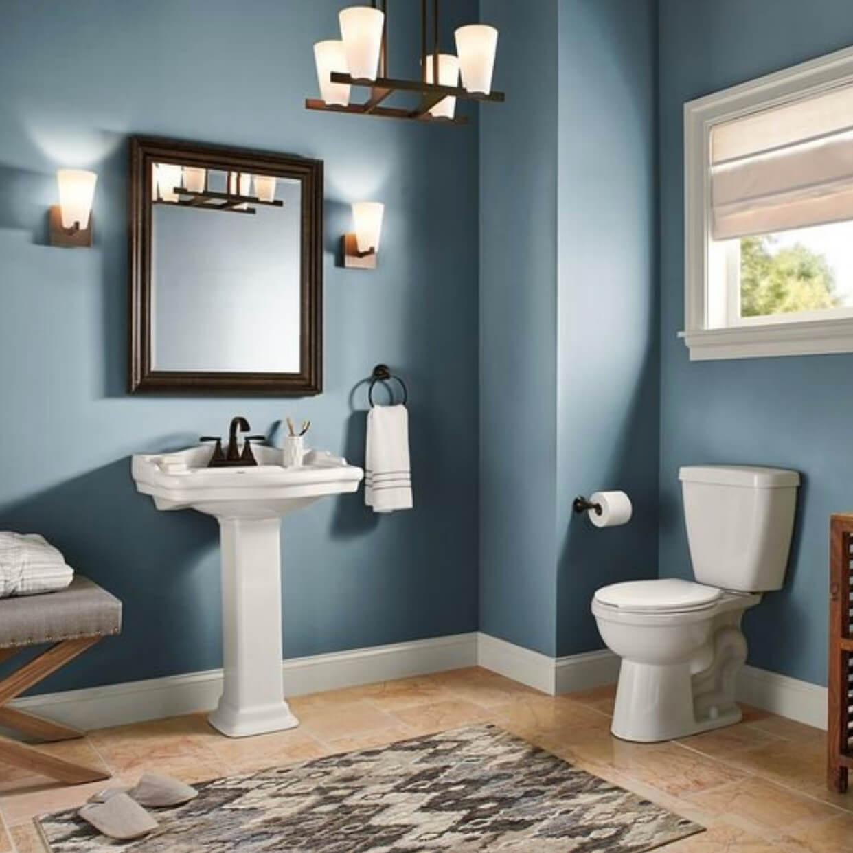 decorating ideas for behr blueprint 2019 color of the on blue paint bathroom ideas exterior id=66818