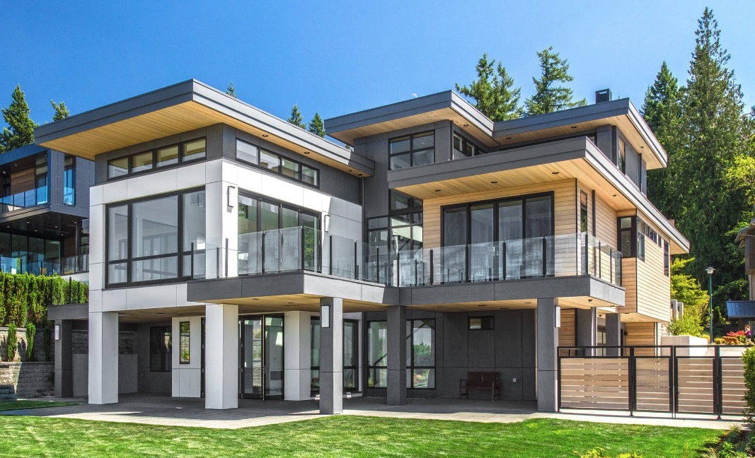 Defining a House Style: What Makes a Contemporary Home? on Modern Style Houses  id=44253