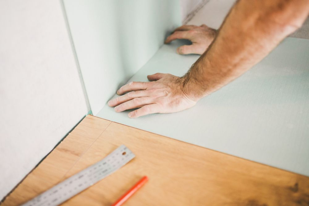 Make sure your subfloor is up to par.