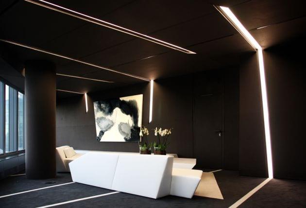 Bürogebäude Interior Von A-CERO