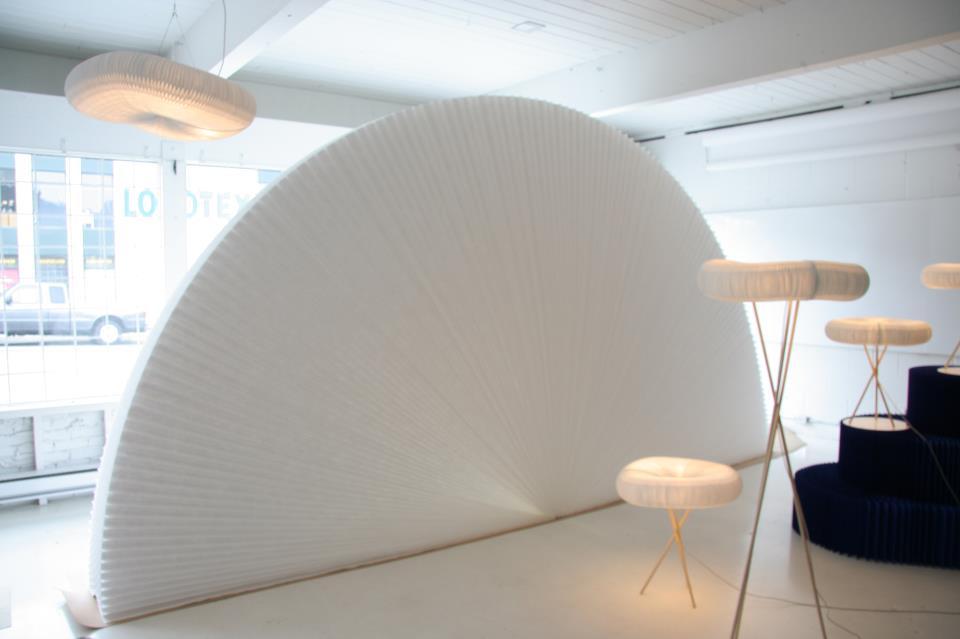 Trennwnde Aus Papier Und Coole Raumteiler Ideen FresHouse