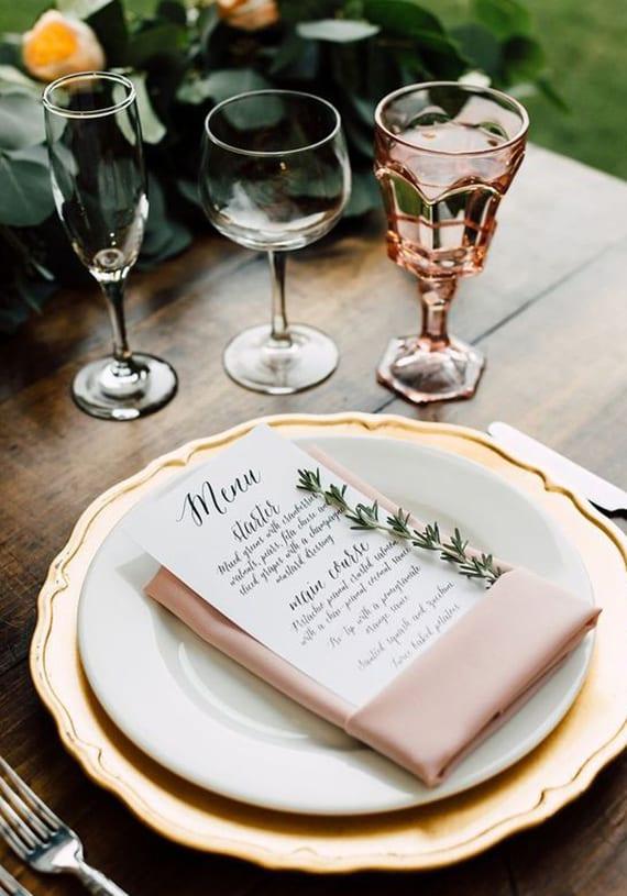 Tisch Eindecken Und Servietten Falten Fr Besondere