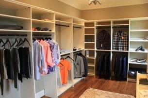closet interior design