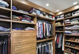 design for closet interior
