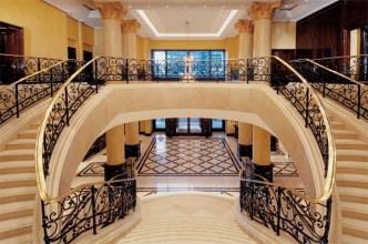 luxury stair