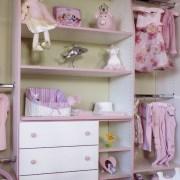 modern interior closet