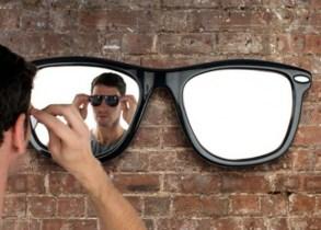 Fashionable Mirror - Incredible Idea for a Masculine Interior Photos 1