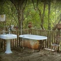 Outdoor Bathroom Designs Photos 27