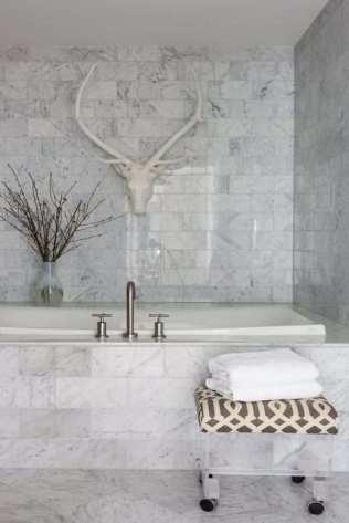 Sumptuous Marble Bathroom Design Photos 10