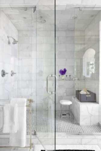 Sumptuous Marble Bathroom Design Photos 13