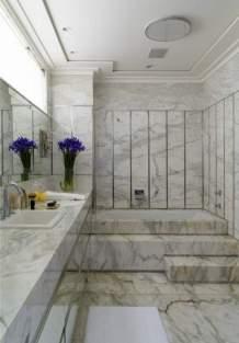 Sumptuous Marble Bathroom Design Photos 46