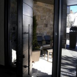 door handle design