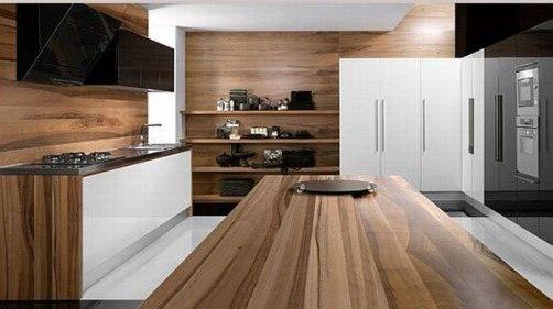Innovative & Functional Kitchen Set Design
