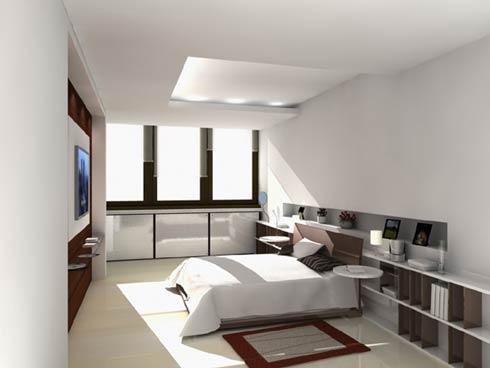 Minimalist & Modern Bedroom Design Inspiration Ideas ... on Minimalist Modern Simple Bedroom Design  id=23761