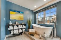 10 Ways to Add Color Into Your Bathroom Design-8