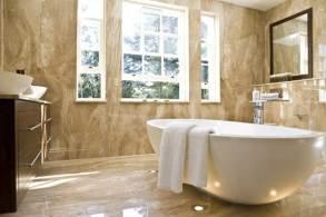 Minimalist modern bathroom design that looks luxury, charming, and beautiful-3