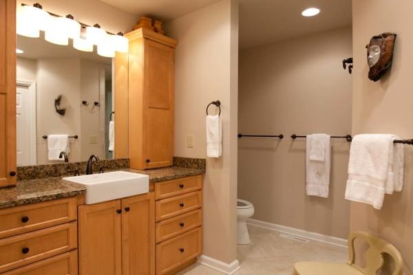37 Wonderful Bathroom Cabinet Ideas